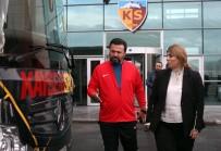 HAKAN ARıKAN - Kayserispor'un Gaziantep Kadrosu