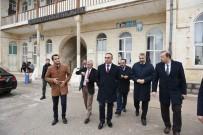 Kilis Valisi Soytürk'den Okullarda İnceleme