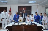MEHMET CAN - Koçarlı Belediyesi Judo Takımı'ndan Gururlandıran Başarı