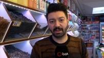 KURUYEMİŞ - Kuruyemişe 'Yılbaşı' Zammı
