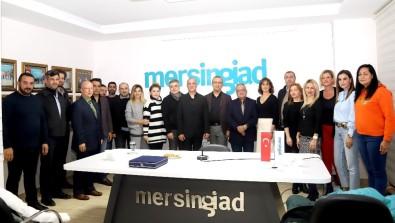 Mersin GİAD'a 'Markalaşma' Konuşuldu