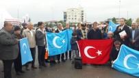 ÇIN HALK CUMHURIYETI - Osmaniye'de Doğu Türkistan'da Yapılan Çin Zulmü Telin Edildi