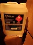 KAPAKLı - Otomobilde 760 Litre Etil Alkol Ele Geçirildi