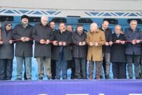 AK PARTİ İL BAŞKANI - Palandöken'de Toplu Açılış Töreni