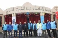 ABDÜLHAMİD HAN - Türk Diyanet Vakfı'ndan İdlibli Yetimlere Ziyaret