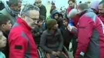 Türk Kızılaydan İhtiyaç Sahibi Suriyeliler İçin Isıtıcı Ve Kömür Yardımı Çağrısı