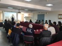 RADYASYON - Van'da 112 Sağlık Çalışanlarına Tıbbi Farkındalık KBRN Eğitimi