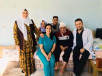 CEYLANPINAR - Yaşlı Ve Kimsesiz Hastaların Umudu Açıklaması Evde Bakım