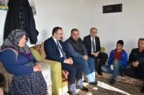 Bakan Yardımcısı Çataklı Şehit Ailesini Ziyaret Etti