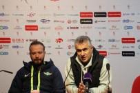 BOLUSPOR - Balıkesirspor - Akhisarspor Maçının Ardından