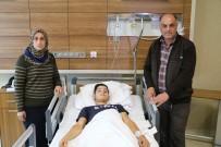 FAZLA KILO - Bel Ağrısıyla Öğrendiği Tümör, 10 Saatlik Ameliyatla Çıkarıldı