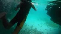 BOĞULMA TEHLİKESİ - Denizin Altında Saklı Güzellik Açıklaması Gümbürdeyen Mağara