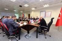 DİYARBAKIR HAVALİMANI - DHMİ İlk Bölge Koordinasyon Toplantısını Diyarbakır'da Yaptı