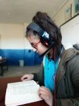 Mazıdağı'nda Görme Engelliler İçin Kitaplara Ses Ver Projesi Başlatıldı