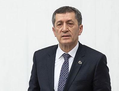 Milli Eğitim Bakanı Ziya Selçuk'tan Doğa Koleji açıklaması