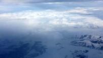 (ÖZEL) 2 Bin Metreden Görüntüsü Çekilen Allahuekber Dağları, Kendine Hayran Bıraktı