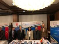 EĞİTİM HAYATI - Rektör Çufalı, Almanya'da 5. ISSA Türk Üniversiteleri Tanıtım Fuarına Katıldı
