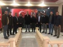 KARAKOL KOMUTANI - Sağlık-Sen'den İdil Jandarma Komutanlığına Taziye Ve Geçmiş Olsun Ziyareti