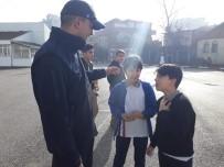 GAZLI İÇECEK - Serdivan'da Okul Kantinlerine Denetim