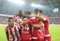 ALI PALABıYıK - Süper Lig Açıklaması D.G. Sivasspor Açıklaması 3 - Fenerbahçe Açıklaması 1 (Maç Sonucu)