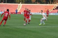 MILAN - TFF 1. Lig Açıklaması Balıkesirspor Açıklaması 0 - Akhisarspor Açıklaması 0