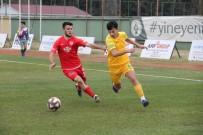 BALCıLAR - TFF 3. Lig Açıklaması Darıca Gençlerbirliği Açıklaması 0 - Nevşehir Belediyespor Açıklaması 0
