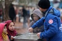 ZEYTINLIK - Türkiye'nin yardım eli sınır ötesine uzandı