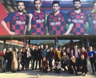 SAĞLIK MESLEK LİSESİ - Vali Sonel Gönderdi, 24 Öğretmen Barcelona'yı Gezdi