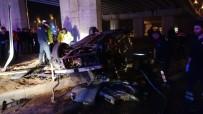 Antalya'daki Trafik Kazasında Ölü Sayısı 2'Ye Yükseldi