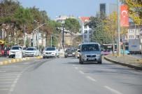 Balıkesir'de Trafik Yüzde 53 Rahatladı