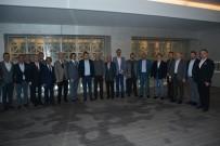 SERBEST BÖLGE - Başkan Şandan Açıklaması 'Serbest Bölgelerde Üretim İle Mega-Yat Bakım Sektörüne Destek Sağlanmalı'