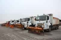 Bolu Belediyesi Karla Mücadele Hazırlıklarını Tamamladı