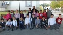 Burhaniye'de İlkokulda Düzenlenen Halk Oyunları Kursu İlgi Gördü