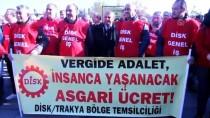 DÖVIZ KURU - DİSK'in Asgari Ücret Talebi Net 3 Bin 200 Lira