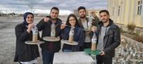 Gönüllü Gençler Besin Bulmada Zorluk Yaşayan Kuşlar İçin Yem Dağıttı