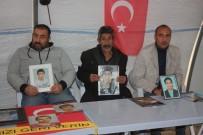 KAVAKLı - HDP Önündeki Ailelerin Evlat Nöbeti 105'İnci Gününde