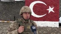 UZMAN JANDARMA - Jandarma Kışın Da Teröristlere Göz Açtırmıyor