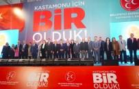 MHP Kastamonu İl Başkanlığının 1. Yıl İstişare Toplantısı Gerçekleştirildi