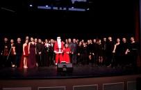 DANS GÖSTERİSİ - Nilüfer'de Yeni Yıl Konseri