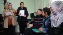 Öğrenciler Kapı Kapı Gezip 'Brusella'yı Anlattı