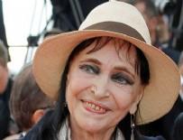 PARIS - Oyuncu Anna Karina yaşamını yitirdi