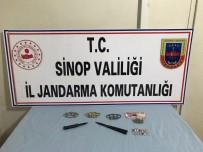 Sinop'ta Jandarmadan Uyuşturucu Operasyonu Açıklaması 3 Tutuklama