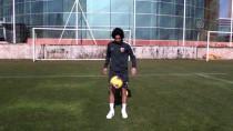 HIKMET KARAMAN - Süper Lig'in En Genç Golcüsü Emre Demir'in Hedefi A Milli Forma