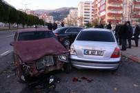 Sürücüsüz araç dehşet saçtı!