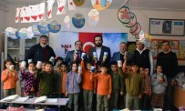 TEKAD'ten İlkokula Tutum Yatırım Ve Yerli Malları Haftası Ziyareti