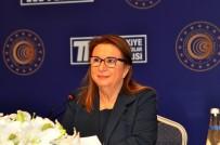 Ruhsar Pekcan - Ticaret Bakanı Pekcan, Türk Eximbank'ın Yeni Faiz İndirimini Açıkladı