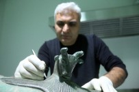 SAĞ VE SOL - Urartuların Boğa Başlı Kazanı Van'da Sergilenecek
