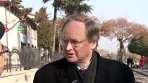 SERBEST DOLAŞIM - AB Türkiye Delegasyonu Başkanı Büyükelçi Christian Berger Açıklaması