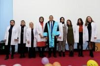 AİÇÜ Sağlık Yüksekokulu Öğrencileri İçin 'Beyaz Önlük Giyme' Töreni Düzenlendi