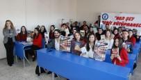 Bartın Sağlık Meslek Yüksekokulu'ndan Şehit Kütüphanelerine Anlamlı Destek